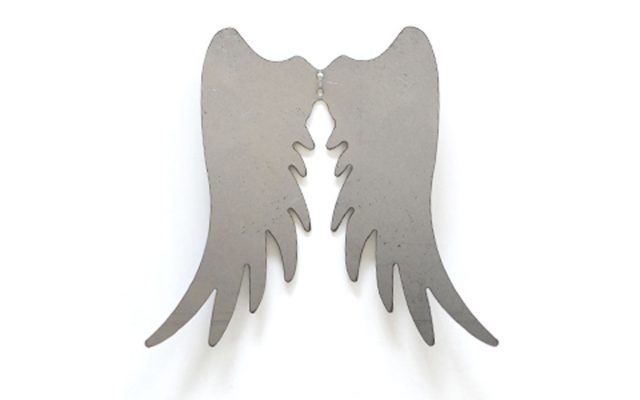 Lieblingsprodukt: Engelsflügel aus Metall