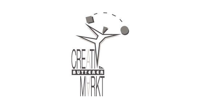 Creativ Markt Butterer: Logo
