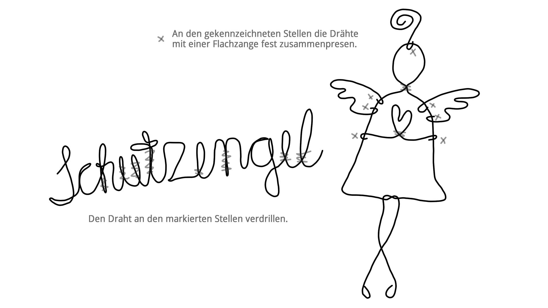 4 Holz Engel Bandsaege Vorlage Christmas