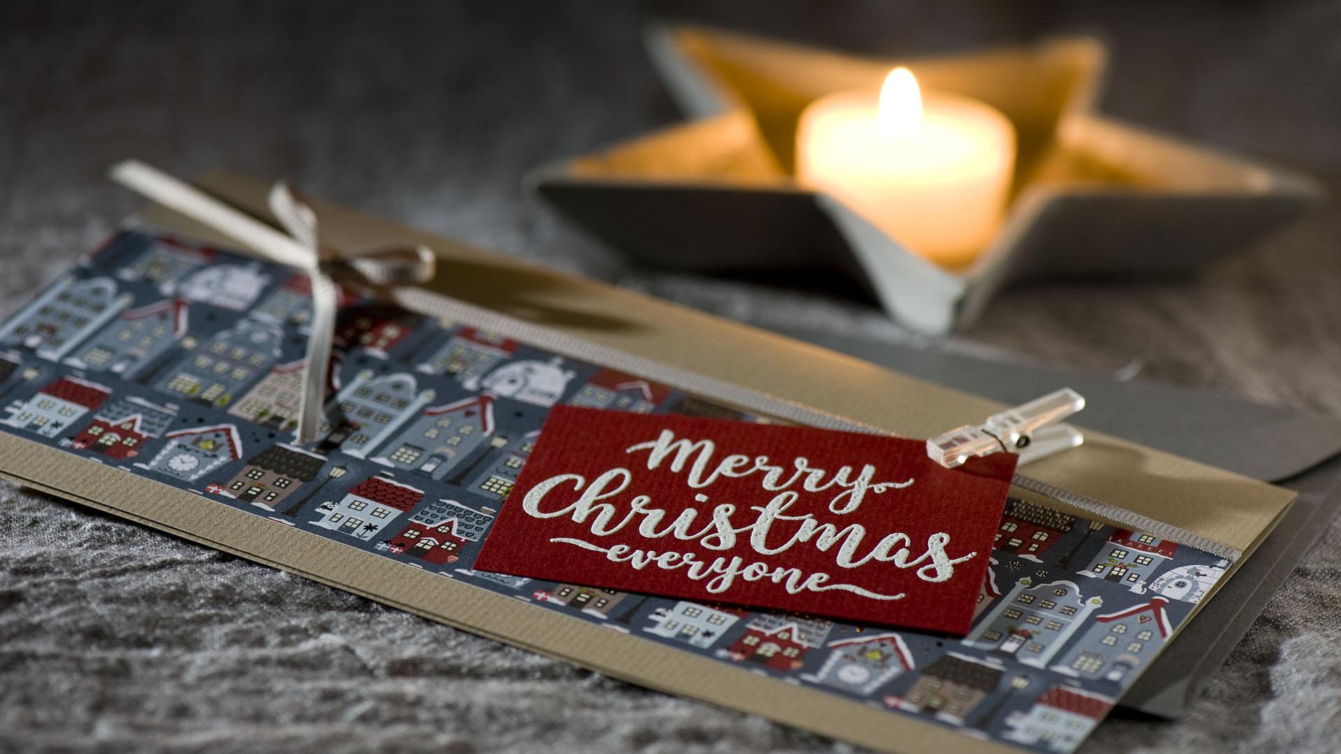 Ideen für die Weihnachtpost: Weihnachtszeit