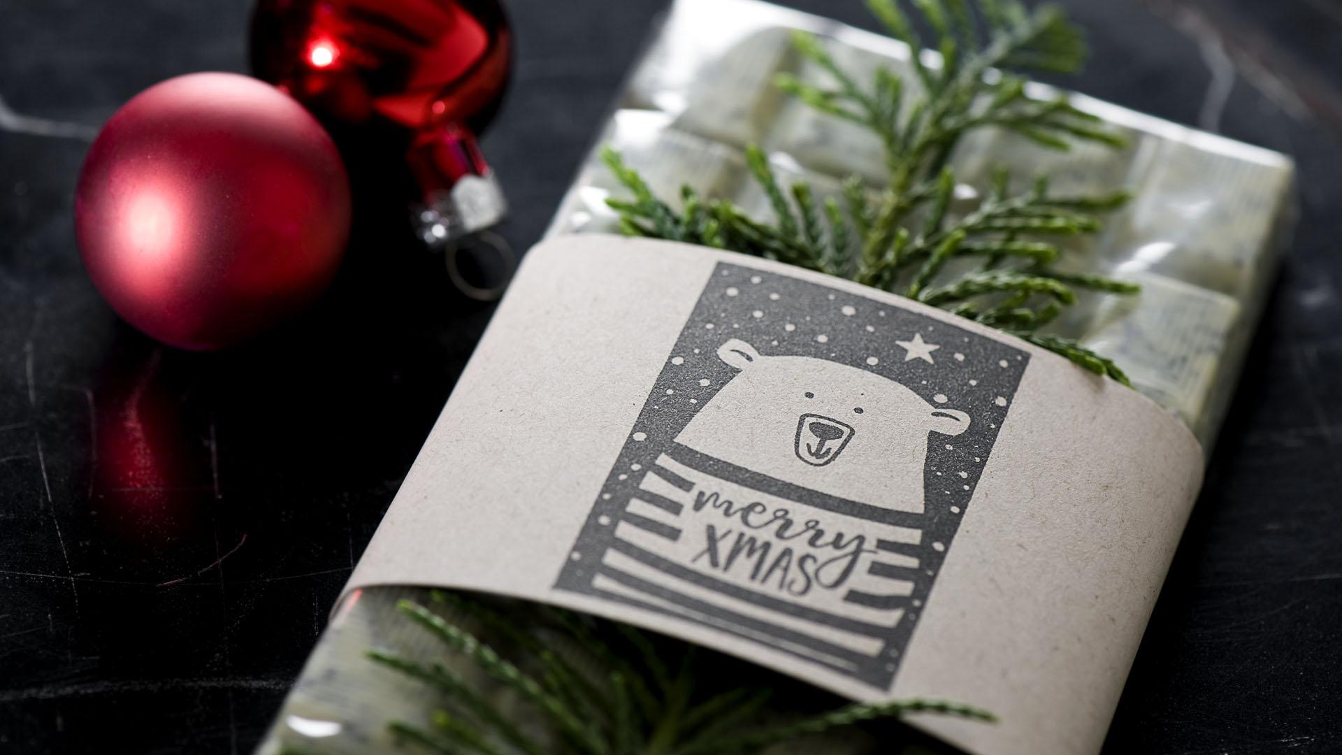 Ideen für Weihnachten: Weihnachtsschokolade mit Jeremy