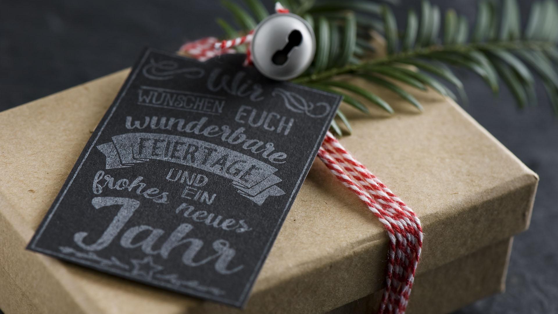 Ideen für die Weihnachtspost: Die besten Wünsche