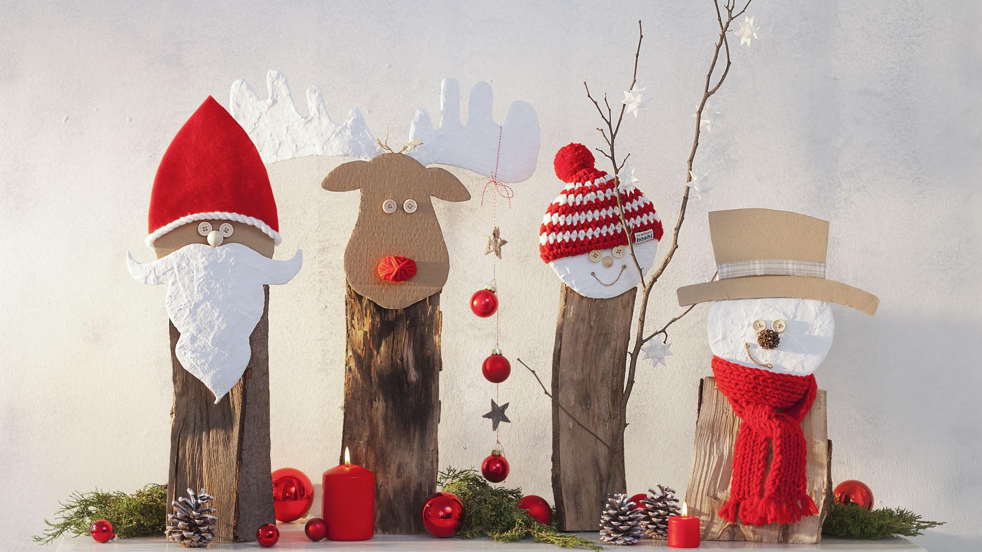 Ideen für Weihnachten: Kleine Freunde für die kalte Jahreszeit
