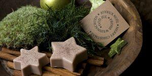 Ideen für Weihnachten: Handgemachte Seifen, Badekugeln und Badesalze