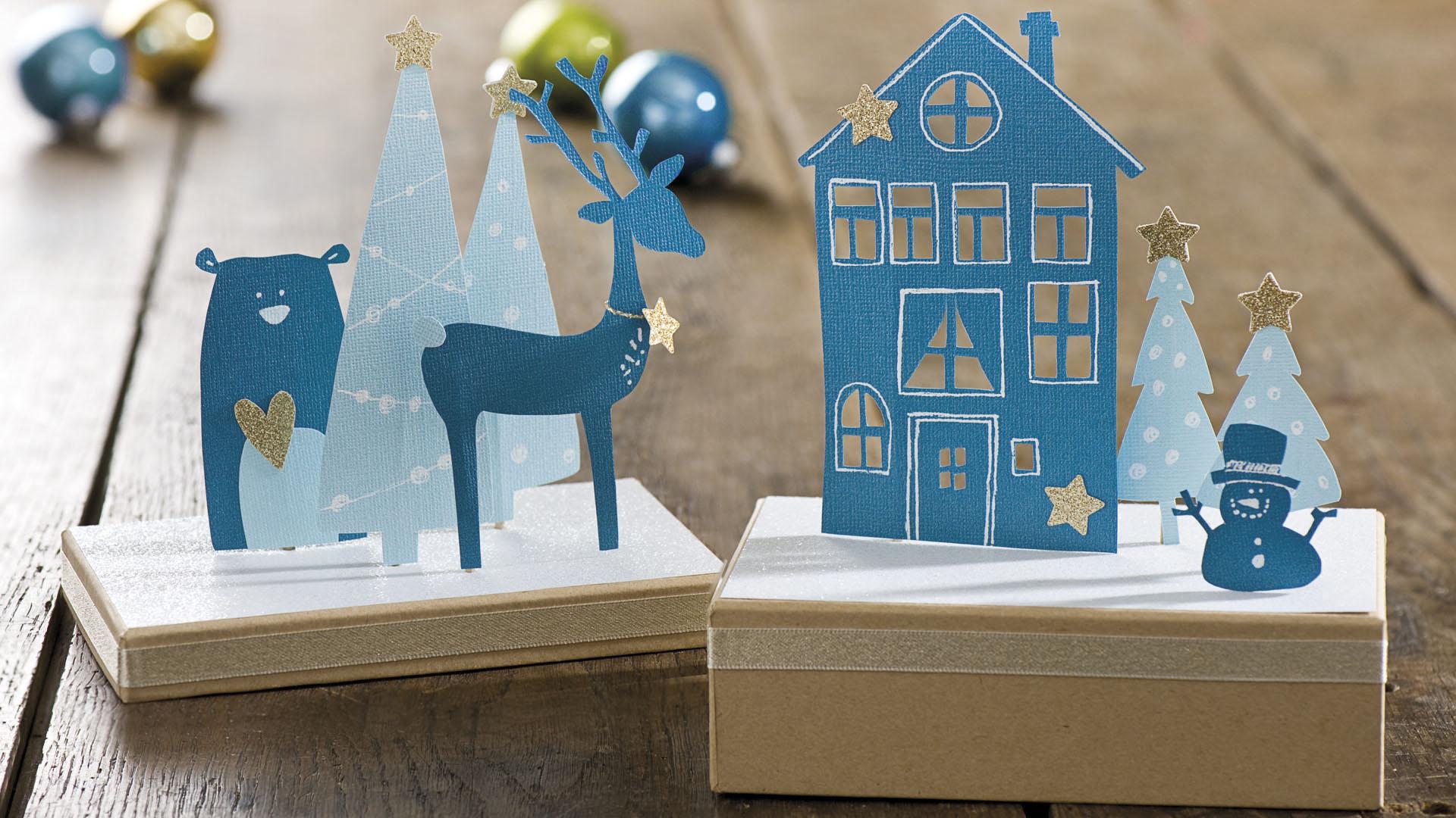 Ideen für Weihnachten: Winterweihnachtswunderland